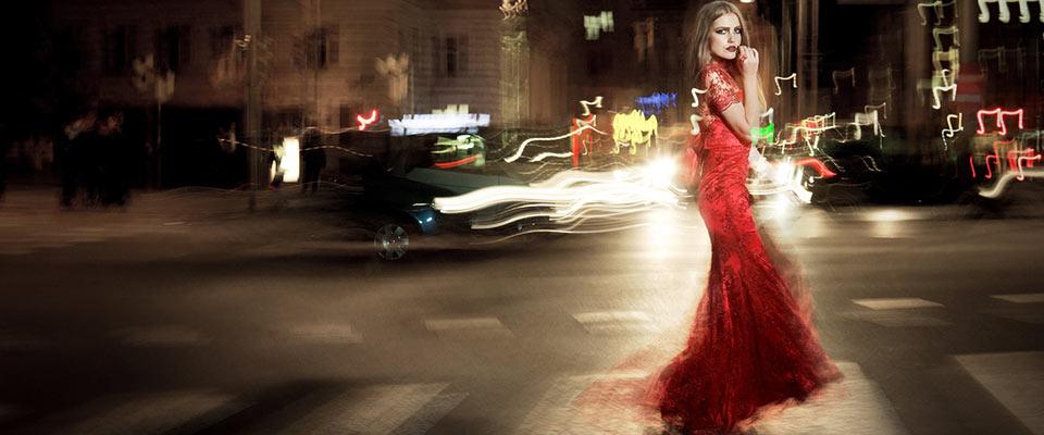 Steter Studio Vienna glamour at night