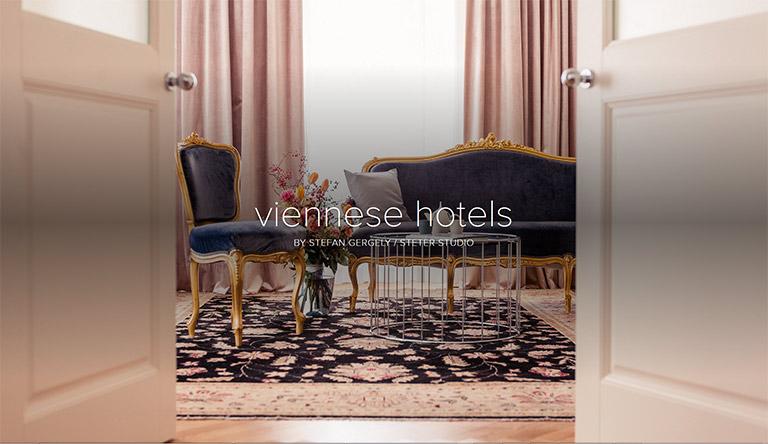 Steter Studio Wiener Hotels